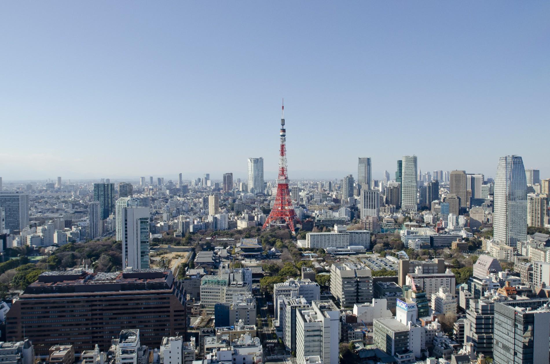 世界で最も安全な都市:東京