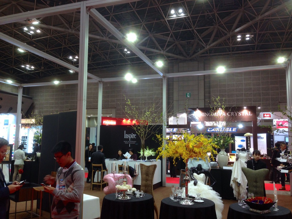HOTERES JAPAN 2015Booth