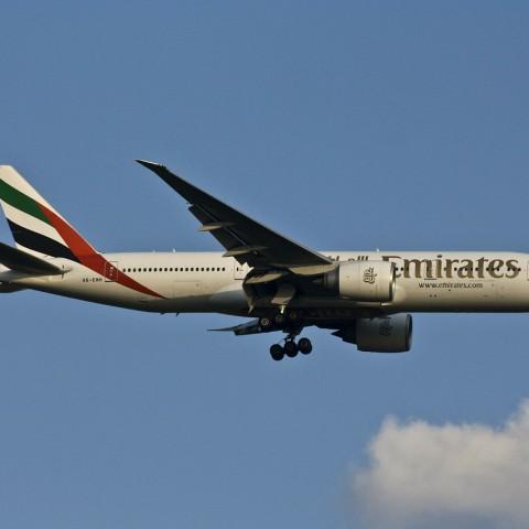 エミレーツ航空のスポンサーシップ