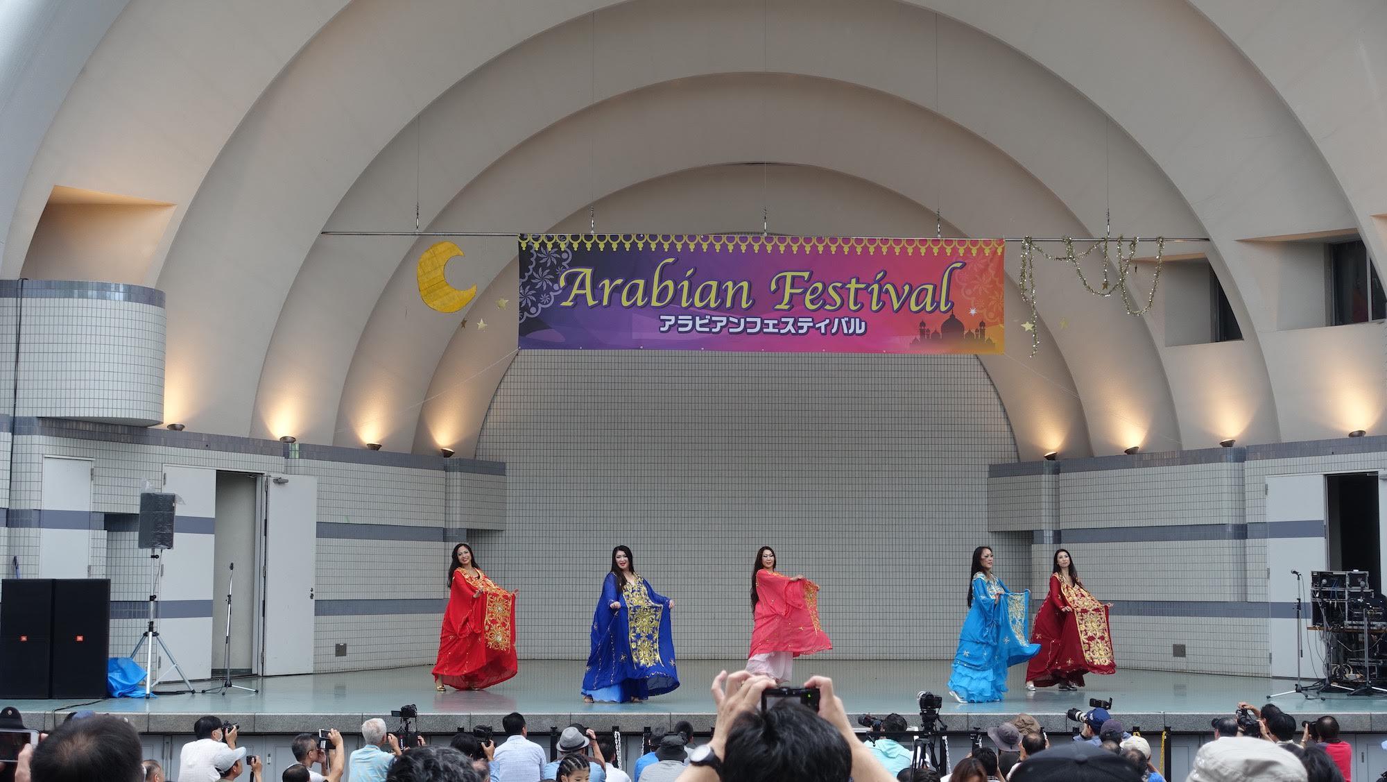 アラビアンフェスティバル2016